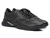 Кроссовки мужские летние сетка кожаные дышащая обувь больших размеров Rosso Avangard ReBaKa PerfLeath Floto BS, фото 1