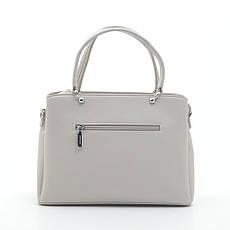 Женская сумка 9312 бежевая, фото 2