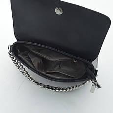 Клатч-сумка искусственная кожа 1928 белый, фото 3