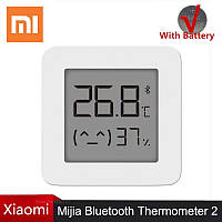 Термометр, гігрометр, монітор температури і вологості Xiaomi MiJia Electronic Monitor 2