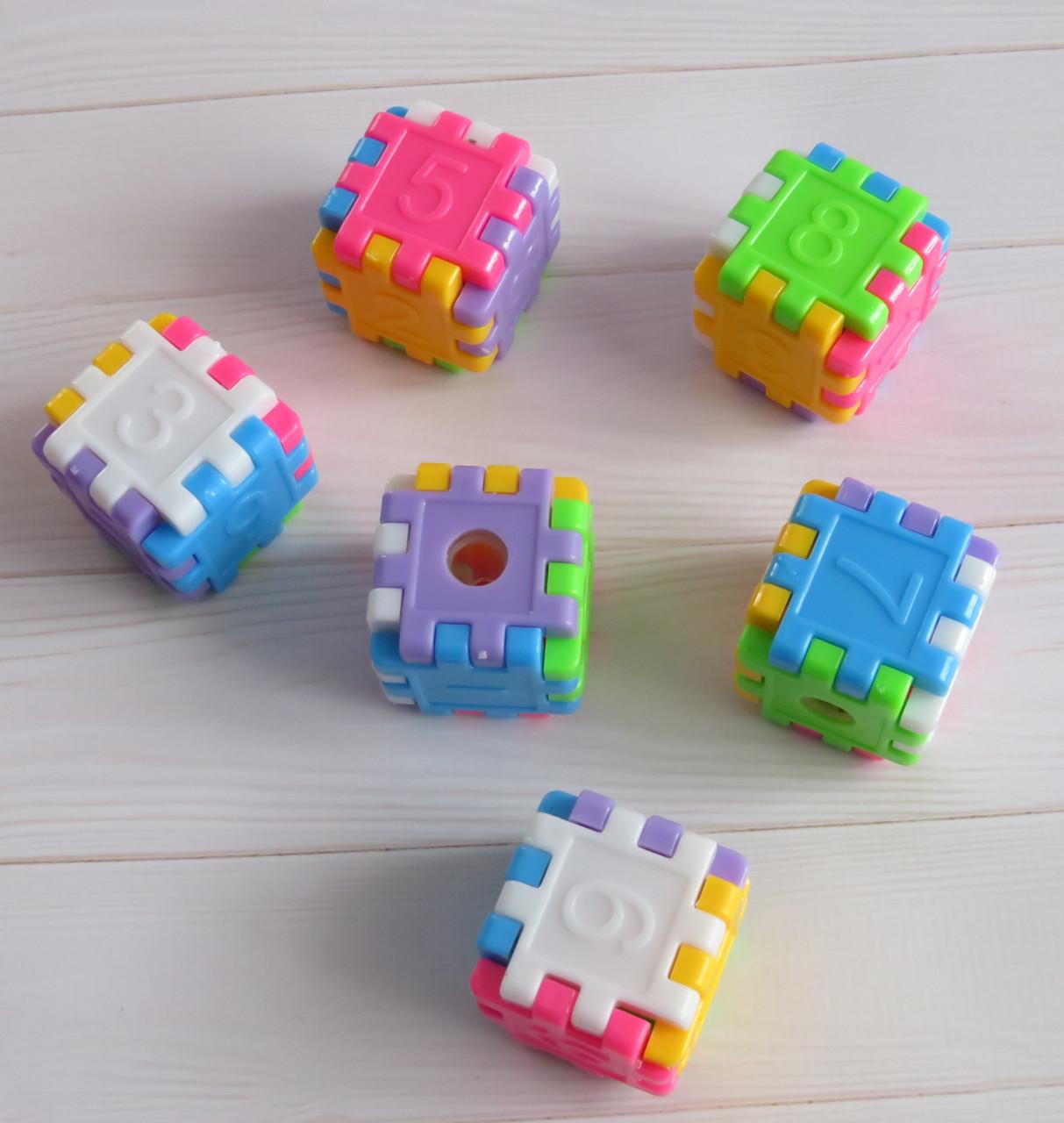 Точилка для карандашей, кубик