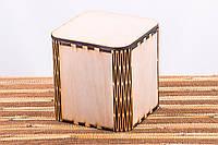 Коробка шкатулка куб с крышкой AVA-31201