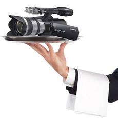 Кино-, видео-, фото- съемка