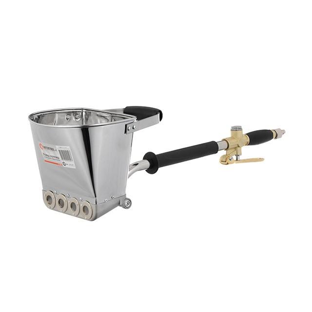 Ковш хоппер штукатурный пневматический INTERTOOL PT-0404