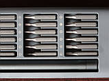 Отвертка и Набор бит Xiaomi Mijia Wiha Precision Screwdriver Set 24 in 1 GRAY (24 Высокоточные Биты) Оригинал!, фото 4
