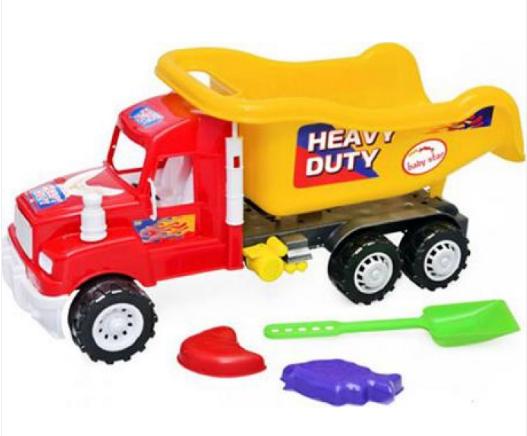 Машина Хеві Дьюті Kinder Way 15-001-110