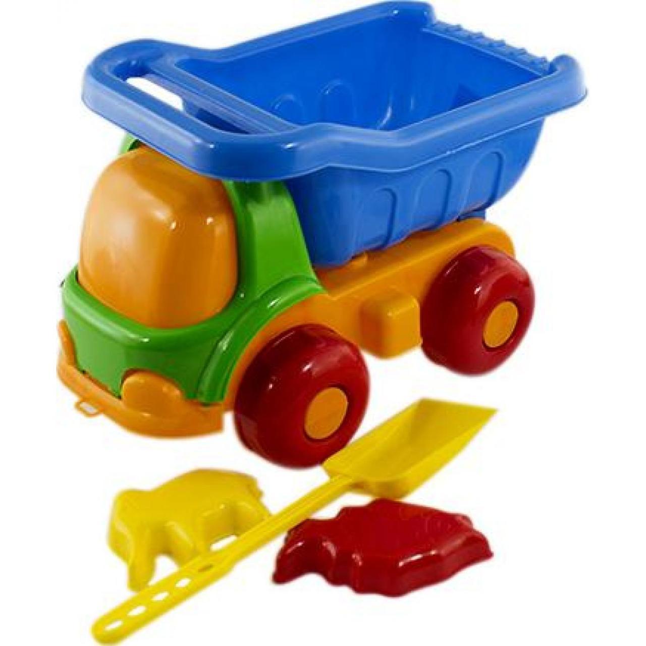 Машинка Шмелек Kinder Way велика 07-720
