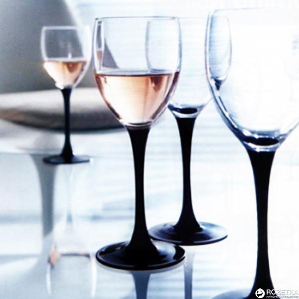 Набір келихів для вина Luminarc Domino (J0042/1)