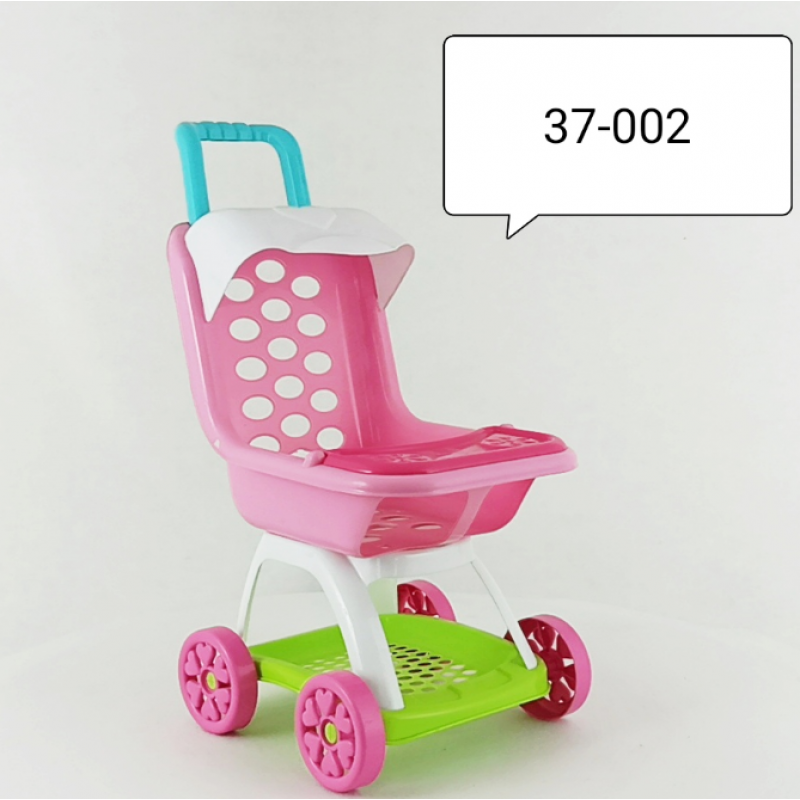 Коляска для ляльок 37-002/Кіндер-Вей
