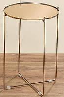 Декоративний стіл шампань һ51см 1005270