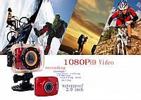 Экшн-камера водонепроницаемая HD 720p