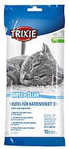 Пакеты для кошачьего туалета Trixie 37x48 cм 10 шт. (4043)