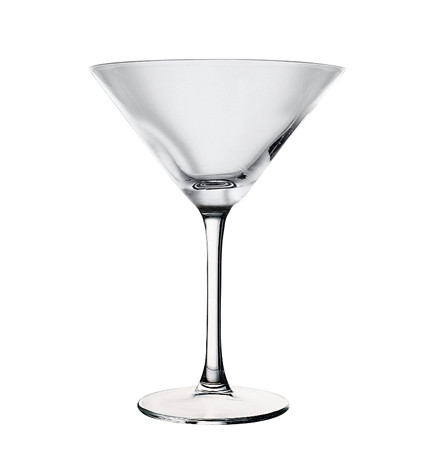 Набор бокалов для мартини (6 шт.) 215 мл Enoteca 440061