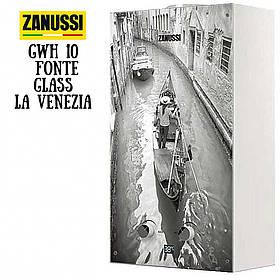 Колонка газовая Zanussi GWH 10 Fonte Glass Venezia