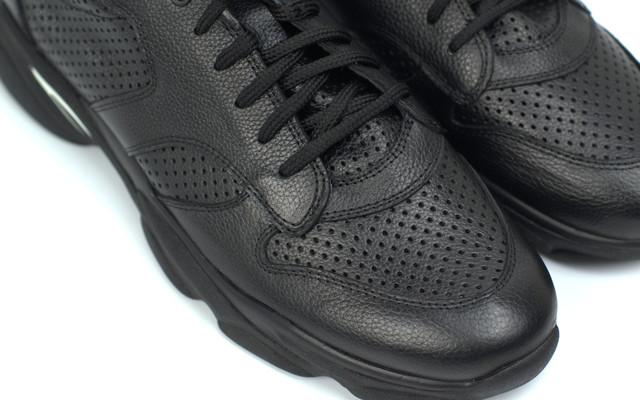 Кроссовки мужские летние сетка кожаные дышащая обувь Rosso Avangard ReBaKa PerfLeath Floto