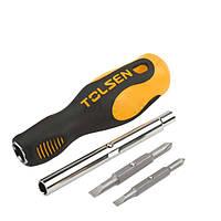 Tolsen Tools Викрутка 6-в-1