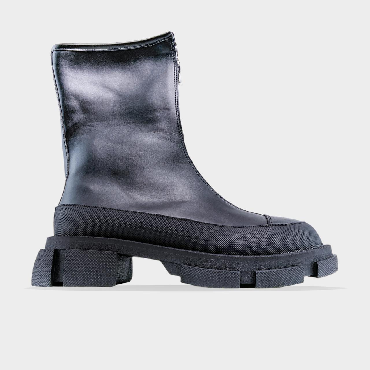 BOTH Gao High Boots Zip (Черный)