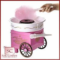 Аппарат для приготовления сладкой сахарной ваты Cotton Candy Maker большой