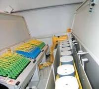 OMX - оптический распределительный шкаф