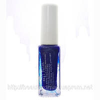 Лак-краска для стемпинга NSP-4(Синяя)