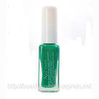 Лак-краска для стемпинга NSP-7(Зеленая)