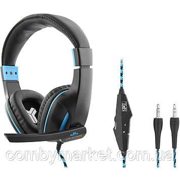 Наушники Elyte Gaming Hawk Headset Double Jack