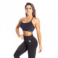 Спортивный топ Better Bodies Astoria Seamless Short Bra, Black, фото 1
