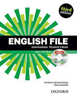 English File 3rd Edition Intermediate Student's Book with iTutor Pack