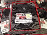 Авточохли на Toyota Avensis 2003-2009 sedan,Favorite Тойота Авенсіс, фото 8