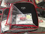 Авточохли на Toyota Avensis 2003-2009 sedan,Favorite Тойота Авенсіс, фото 9