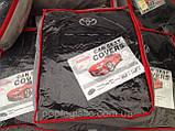 Авточохли на Toyota Avensis 2003-2009 sedan,Favorite Тойота Авенсіс, фото 6