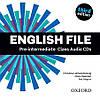 English File 3rd Edition Pre-Intermediate: Class Audio CDs (4)
