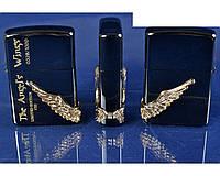 Зажигалка бензиновая Zippo The Angel Wings