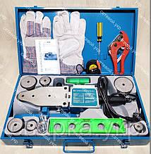 Паяльник для пластикових труб KRAISSMANN 2400 EMS 6 професійний