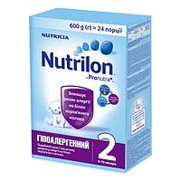 Сухая детская молочная смесь Nutrilon Гипоаллергенный 2, 600 г