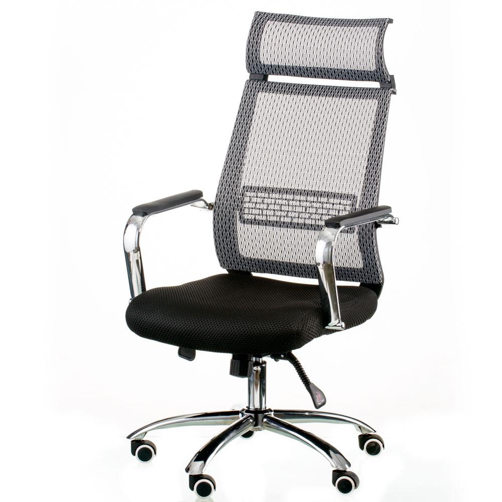Офісне крісло Amazing black
