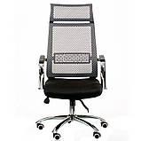 Офісне крісло Amazing black, фото 2