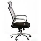 Офісне крісло Amazing black, фото 4