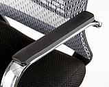 Офісне крісло Amazing black, фото 6