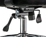 Офісне крісло Amazing black, фото 9
