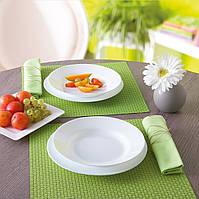 Біла класична супова тарілка Luminarc Everyday 220 мм (G0563)