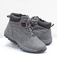 Зимние подростковые  ботинки для мальчика Gollmony
