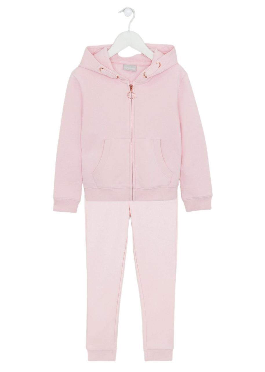 Дитячий спортивний костюм для дівчинки рожевий Matalan Великобританія Розмір 128