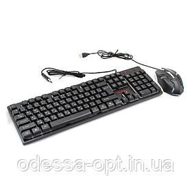 Клавіатура KEYBOARD HK-6300 + mouse