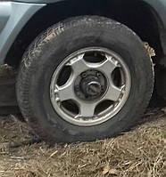 Диски колесные литые R16 уаз патриот с шиной