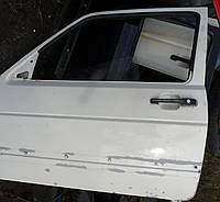 Стекло двери Гольф 2 переднее левое (5-ти дверный)