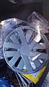 Колпаки на колеса R15 SKODA полный комплект SJS (Турция), фото 4