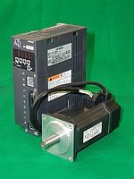 Сервопривод комплектный Hitachi ADA3-08NSEDN2+ADMA-08SA123E/2,39 Нм/0,8 квт