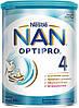 Сухая детская молочная смесь NAN OptiPro 4, 800 г