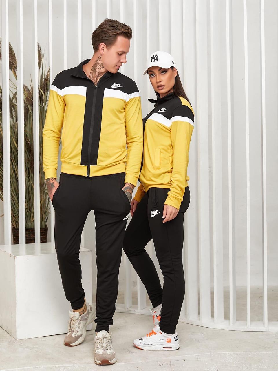 Парний спортивний костюм, для нього і неї, чоловічий і жіночий. Тканина:ТУРЕЦЬКА трехнитка на флісі.